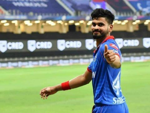 Shreyas Iyer marked his return to Delhi Capitals with a 47-run innings and a win against Sunrisers Hyderabad