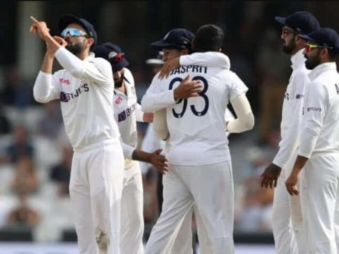 India playing the test series against England: the final test has been cancelled