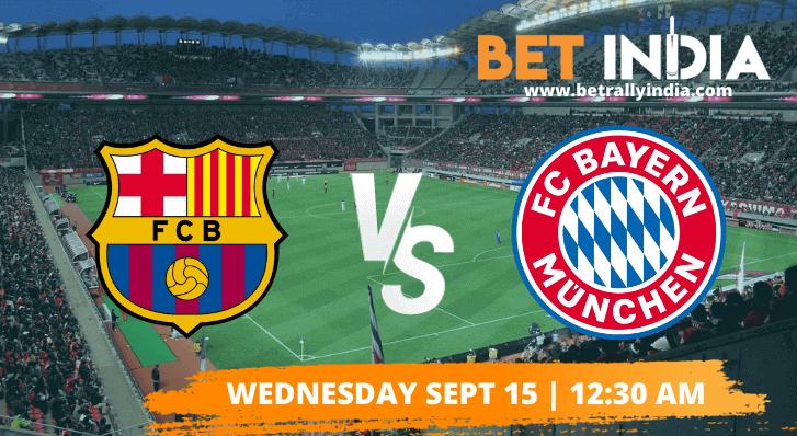 Barcelona vs Bayern Munich Betting Tips & Predictions - Champions League