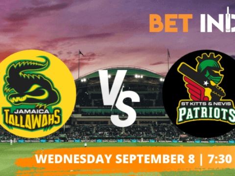 Jamaica Tallawahs vs St Kitts & Nevis Patriots Betting Tips & Predictions CPL 2021
